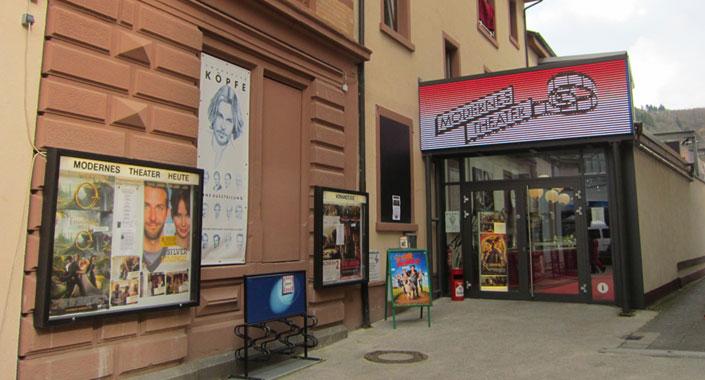 Modernes Theater Weinheim Programm